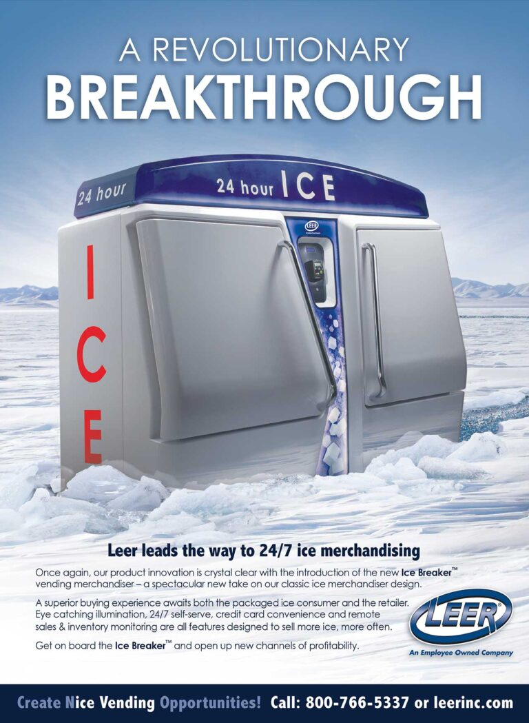Creative print ads in Leer's portfolio created by Milwaukee NAVEO Marketing.